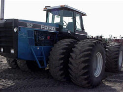 Ford Versatile 976 4WD - 1993