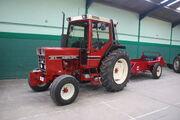 IH 885XL reg C64 VJT - at Bath sw - IMG 4962