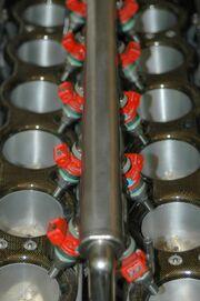 Injector common rail