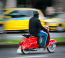 Scooter (motorcycle)
