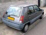 Renault 5 SR Heck