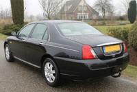 Rover 75 facelift rear
