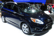 2012 Ford C-Max -- 2011 DC