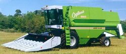 AA Optima 660 combine - 2001