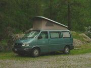 Camper soffietto