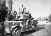 Fordson Armoured Car Iraq