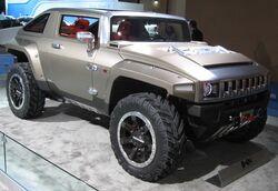 Hummer HX NY