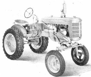 International A 1946