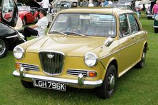 Wolseley 1300 March 1972 1275 cc.JPG