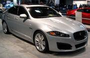 2012 Jaguar XF-R -- 2012 DC
