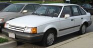 88-90 Ford Escort LX 5-door