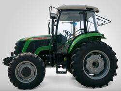 Detank RC904 MFWD - 2014