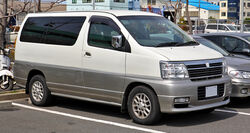 Nissan Elgrand E50 001