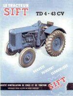 SIFT TD4 brochure