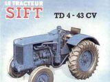SIFT TD4