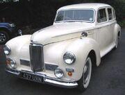 1949 Humber Pullman MkII