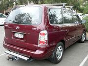 2006-2008 Hyundai Trajet (F0) FX van 01