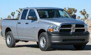 2009 Dodge RAM 1500 ST 4-door pickup -- NHTSA 01