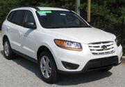 2010 Hyundai Santa Fe GLS -- 09-24-2010