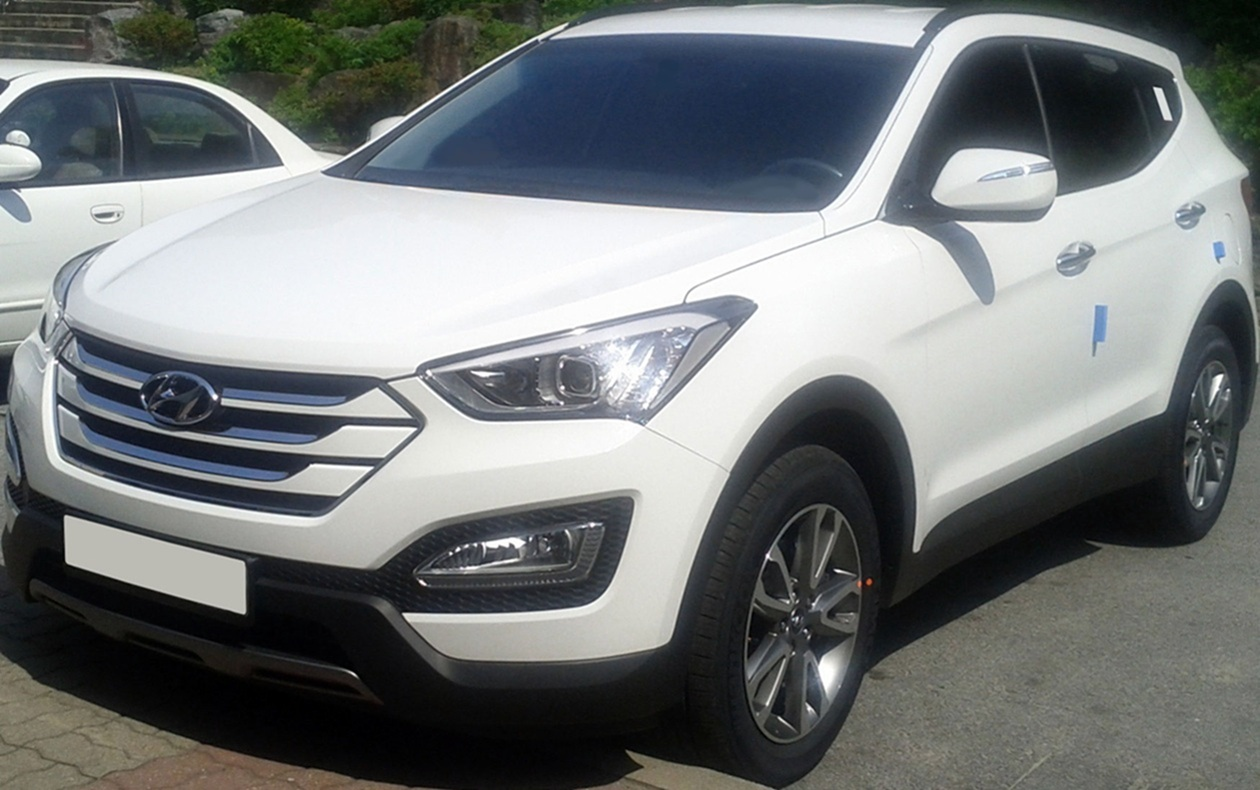 Marvelous 20120523 Hyundai Santafe 1