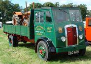 A 1940s Thornycroft Sturdy Diesel