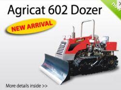 Agricat 602 crawler