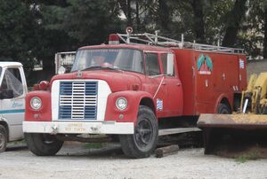 INTERNATIONAL HARVESTER GREECE TRUCK