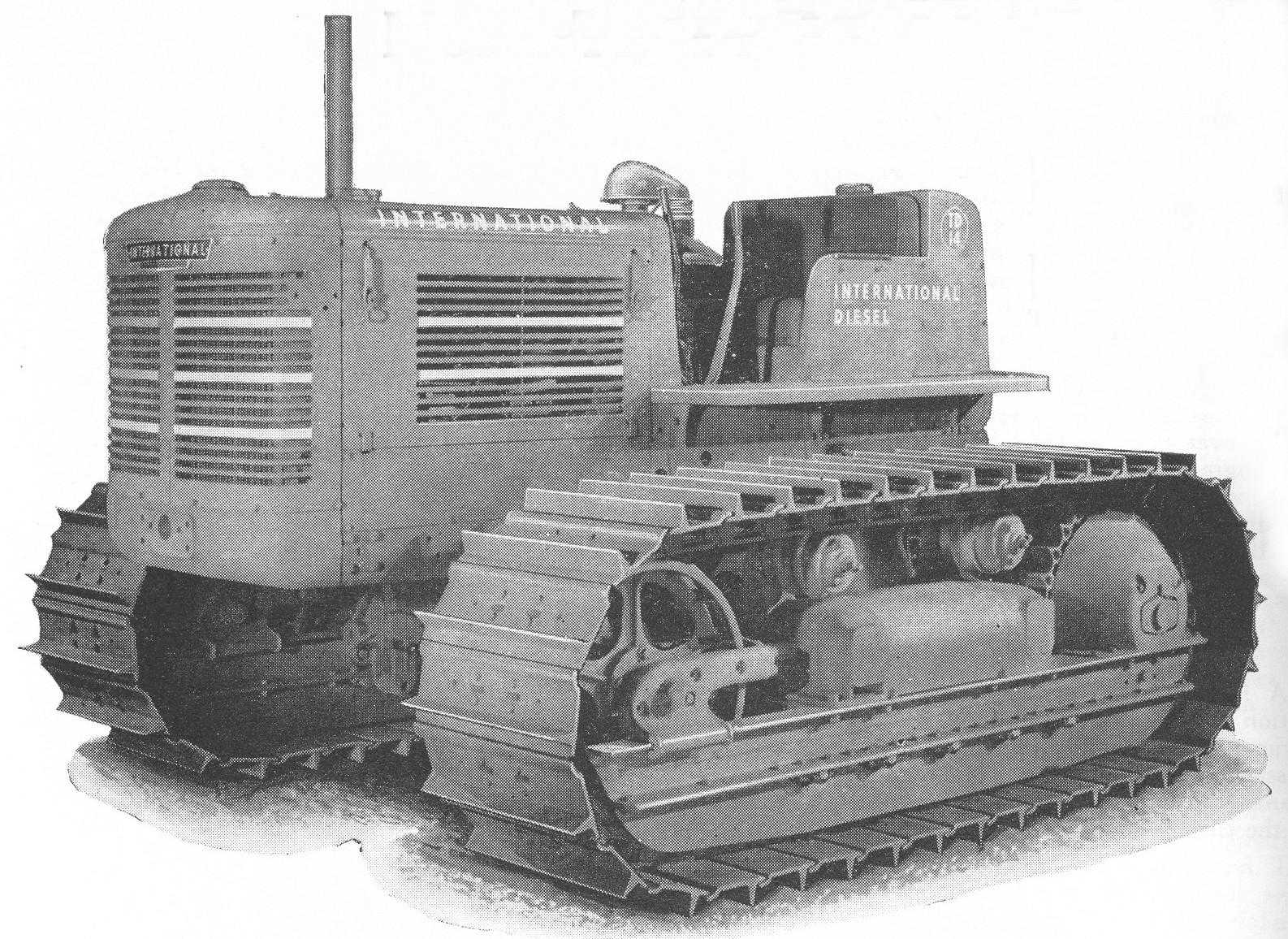 International TD-14   Tractor & Construction Plant Wiki