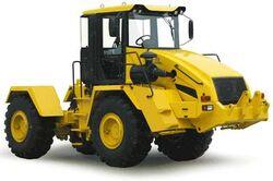 Kirovets K-708 4WD - 2012