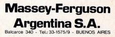MF Argentina logo