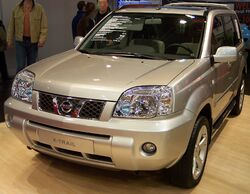 Nissan X-Trail vr silver 2006 EMS