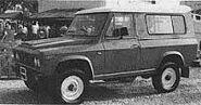 PORTARO FMAT 250 ID 2500 Diesel 4X4 de 1995 Mecanica Ford Transit
