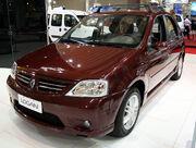 Renault Logan 2007 Curitiba