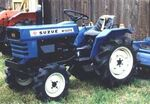 Suzue M1502D MFWD