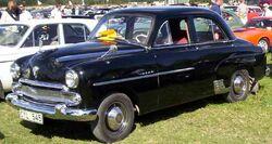 Vauxhall Velox 4-Door Saloon 1955