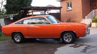 1976-1978 Chrysler CL Valiant Charger coupe 01