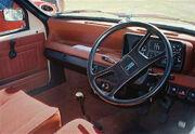 1980 Austin Metro 1.0 L interior