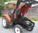 List of Tractors built by Changzhou Dongfeng for other companies