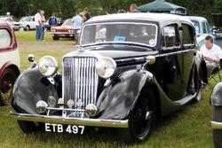Jaguar SS 1½ litre mfd 1939 1776cc