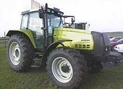 Valtra 8150 HiTech MFWD (Claas green) - 2002