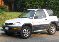 1996-1997 Toyota RAV4