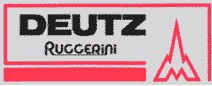 Deutz Ruggerini logo