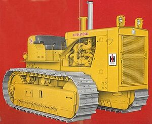 International TD-25 1959