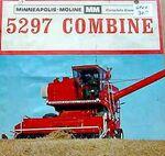 MM 5297 combine