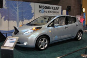 Nissan Leaf WAS 2010 8900