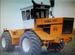 RABA 300 4WD 2