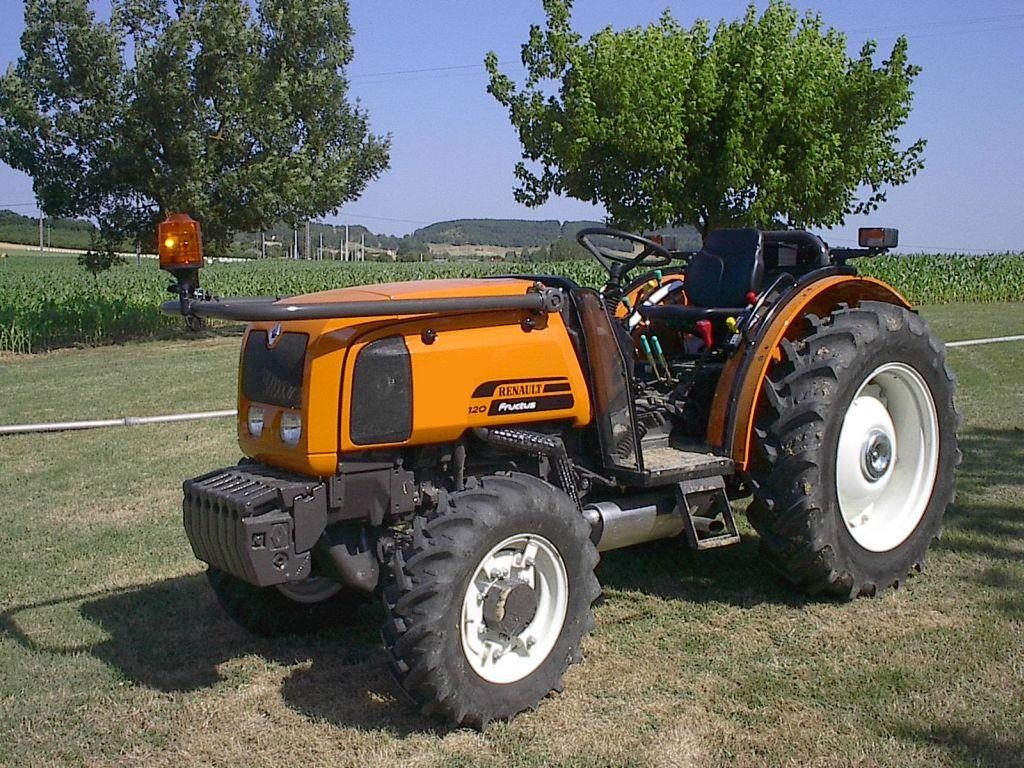 renault fructus 120 tractor construction plant wiki fandom powered by wikia. Black Bedroom Furniture Sets. Home Design Ideas