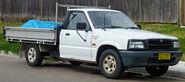 1997-1999 Mazda Bravo DX 2-door cab chassis 01