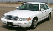 2003 Ford Crown Victoria -- NHTSA