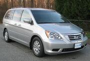 2010 Honda Odyssey EX -- 12-03-2009